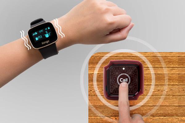 Đồng hồ hiển thị - giải pháp cho những nhà hàng có quy mô lớn