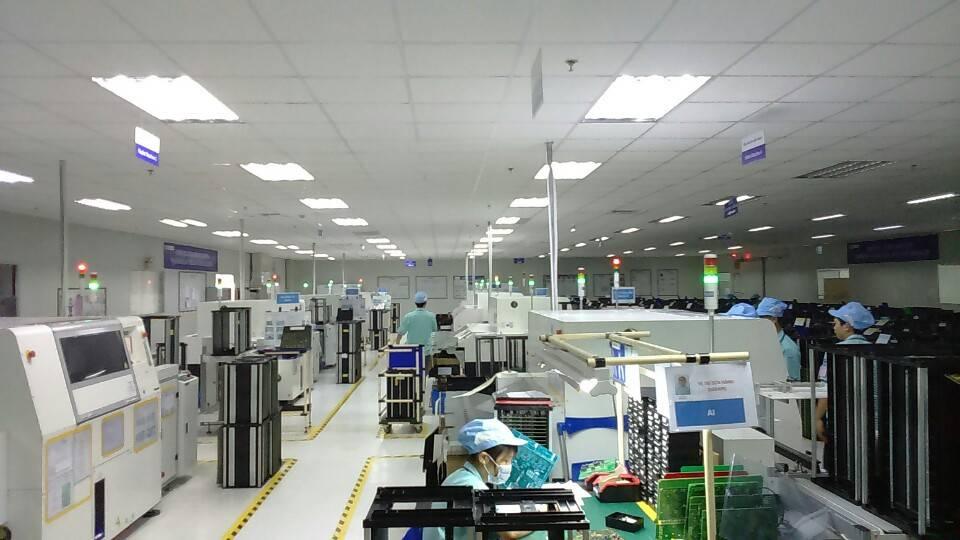 Dự án lắp đặt chuông gọi nhà máy ST-500 tại công ty điện tử Meiko Việt Nam