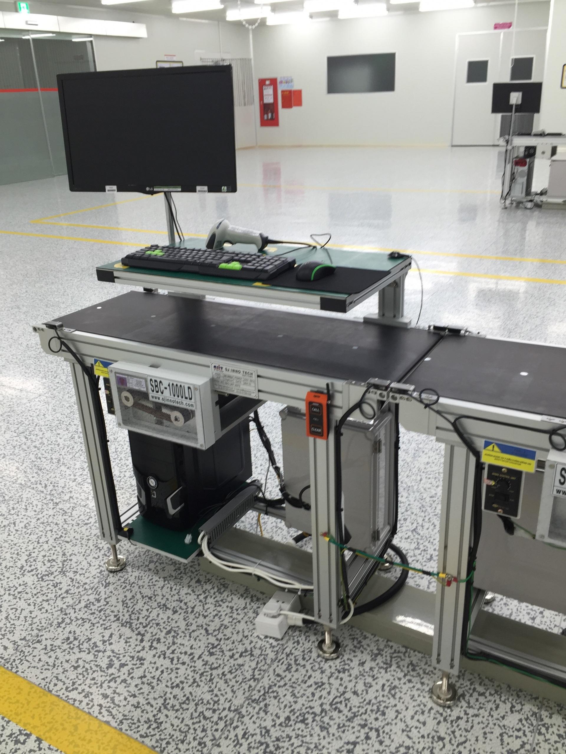 Dự án lắp đặt nút chuông gọi nhà máy ST-500 cho Công ty điện tử Meiko Việt Nam
