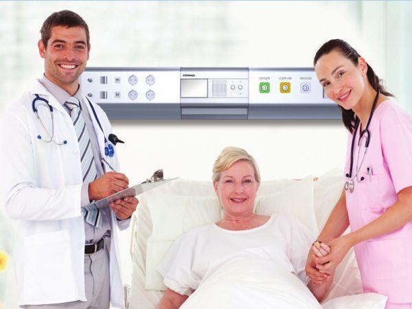 Lắp đặt hệ thống báo gọi y tá tại HCM
