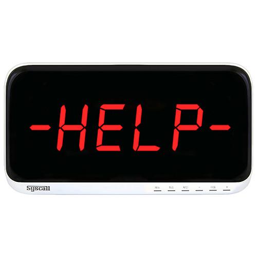 Bảng hiển thị chuông gọi y tá không dây SR-A610