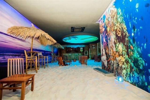 Ý tưởng kinh doanh cafe bãi biển