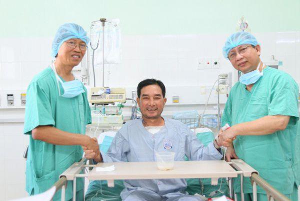 niềm vui của bệnh nhân với thiết bị gọi y tá trực