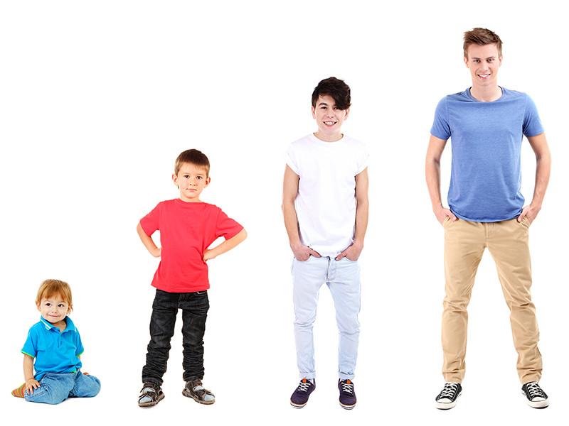 phát triển chiều cao chuẩn lứa tuổi