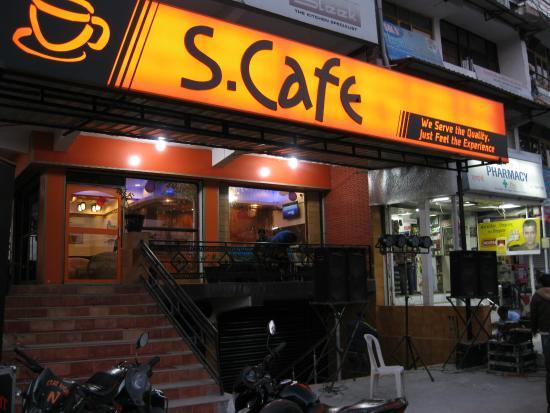 Cửa hàng cafe S_CAFE